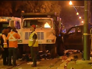 Police: Suspected Drunk Driver Plows Into Crowd at Mardi Gras Parade