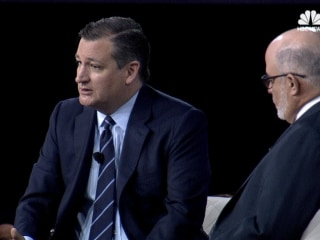 Cruz at CPAC: 'Hold Us Accountable... Let's Do What We Promised'