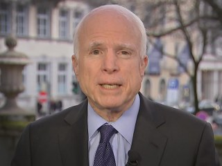 McCain Defends a Free Press: 'That's How Dictators Get Started'