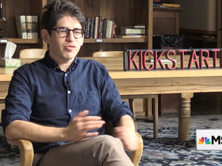 Kickstarter is disrupting the way funders connect with creative projects