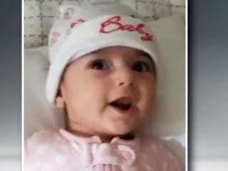Iranian Baby Recovering After Successful Heart Surgery
