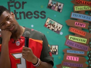 Tampa QB Jameis Winston's Speech Angers Parents