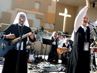 Meet the World-Famous Nuns Who Started Rock and Rolling in Perú