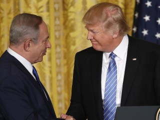 Trump Backs Away From 4 Decades of U.S. Policy on Israel, Palestine