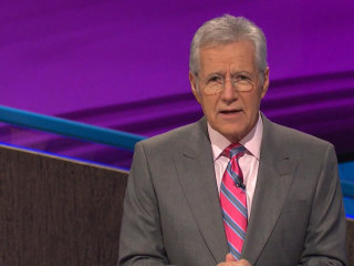 Watch Alex Trebek rap Kanye West and Drake lyrics on 'Jeopardy'