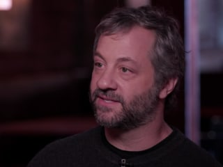Judd Apatow: I'm Proud to Have My Daughters Look Up to Lena Dunham