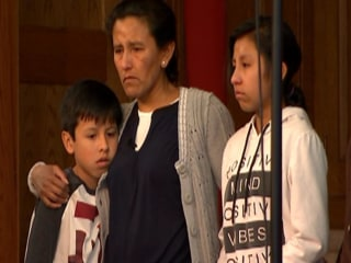 Undocumented Mother Seeks Sanctuary in Denver Church