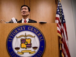 Hawaii Atty. Gen.: Travel Ban Sets Up 'Superior Race' That Runs Everything