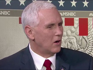 Mika to VP Pence: Is the war on the media over?