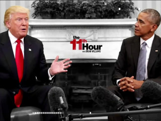 Trump's Obama Evolution: From Birtherism to ISIS to Wiretap Claims