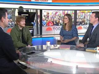 Ed Sheeran Reveals He is Creating a Boy Band