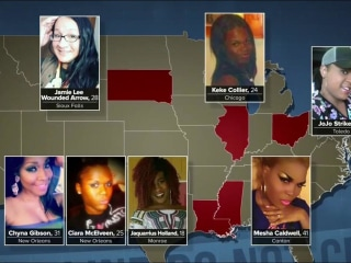 String of Murders Has Transgender Community on Alert Nationwide