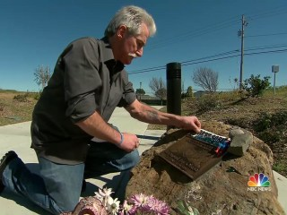 Energy Giant Does Right by Grieving Father Behind Mystery Memorial for Son