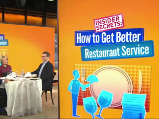 Waiter! How to Get Better Service at Restaurants