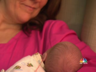 Inspiring America: 'Baby Cuddlers' Help Premature Babies in Early Days