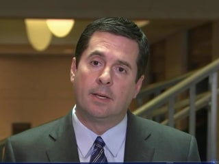 Rep. Nunes Backs Down From Assertion That Pres. Trump Was Monitored