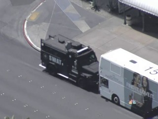 One Killed, Another Injured in Deadly Las Vegas Standoff