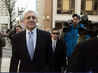 Former Penn State President Found Guilty of Child Endangerment