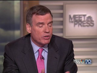Russia Probe Is 'Most Important Thing I've Ever Done,' Senate Intel Committee Vice Chair Warner Says