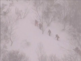 Avalanche strikes Japanese ski resort; at least 8 are presumed dead