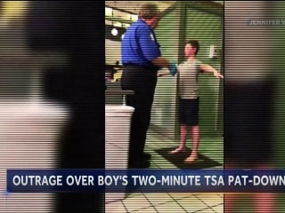 Video of 13-Year-Old Boy's 'Excessive' Pat Down At Dallas Airport Goes Viral