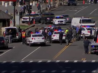 Police: Capitol shooting shows no connection to terrorism