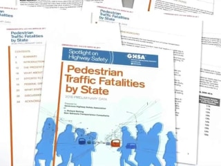 Study: Distractions Lead to 11% Spike in Pedestrian Deaths