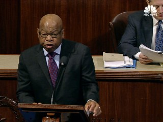 Rep. Lewis: I Oppose This Bill With Every Bone in My Body