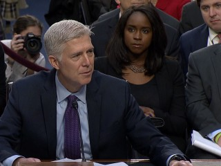 SCOTUS Nominee Gorsuch Faces Day-Long Grilling From Senators