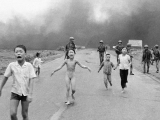 "How the Photo 'Napalm Girl"" Changed the Vietnam War"