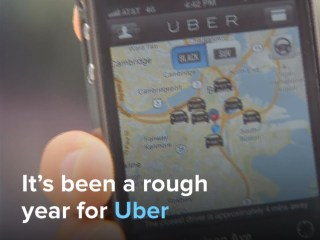 Trouble for Uber Continues After CEO Argument With Driver Goes Public