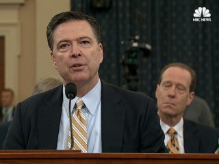 Comey Confirms FBI Investigating Any Links Between Russia and Trump Campaign