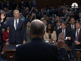 Full Video: Supreme Court nominee Neil Gorsuch's Opening Statement