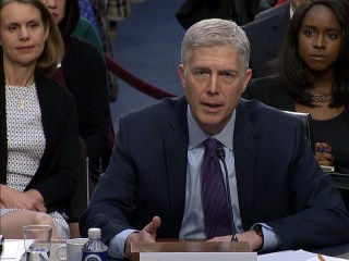 Gorsuch Asked Whether Roe v. Wade Was Decided Correctly