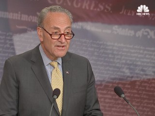 Schumer Calls on Sessions to Resign over Misleading Russia Testimony