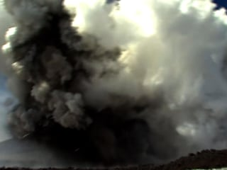 Caught on Camera: Film Crew Hit by Unexpected Eruption on Mount Etna