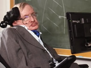 Stephen Hawking: I Fear I May Not Be Welcome in Trump's U.S.