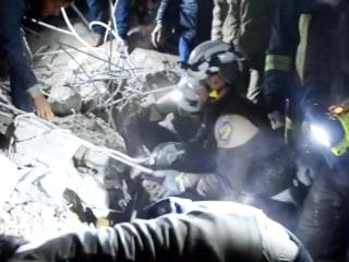 Airstrike Destroys Mosque, Kills Dozens in Al-Jinnah, Syria