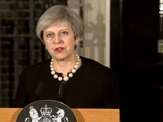 PM May: 'Sick and Depraved' Attack is 'Doomed to Failure'