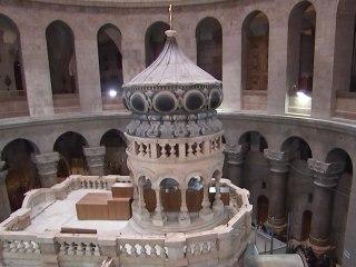 Renovation of Jesus' Tomb Transforms Holy Site, Reveals Hidden Beauty