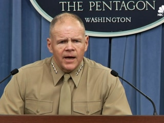 Marine Commander to Male Soldiers: Let Women 'Do Their Jobs'