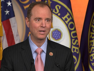 Adam Schiff: Intel Committee Didn't Get Info Nunes Shared With WH