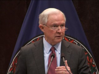 Sessions: 'Just Say No' Drug Prevention Campaign Will Combat Crime
