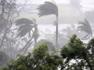 Cyclone Debbie Tears Into Australian Coast With 155 MPH Winds