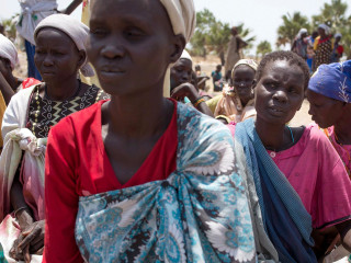 Despite Emergency Airdrops 100,000 People Are at Risk of Starvation in South Sudan's Famine