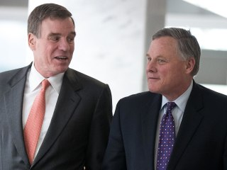 Watch Live: Senate Intel Chairs Hold Joint News Conference