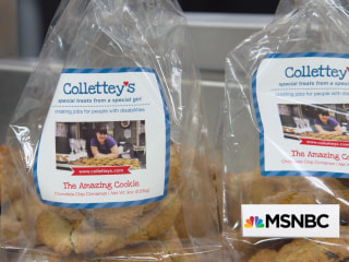 Collettey's Cookies: A sweet story of success