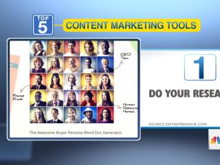5 hi-tech ways to market your content