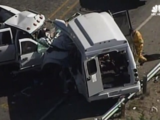 13 People Killed in Texas Church Van Accident