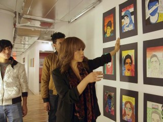Rosie Perez, Urban Arts Continue to Fight for Arts Education